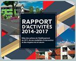 Rapport d'activité 2014-2017